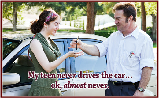 Claim your teen drivers – The low-down on undisclosed driver reports