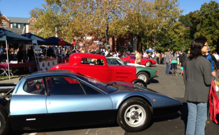 Scarsdale Concours d'Elegance: Rev Your Engines!