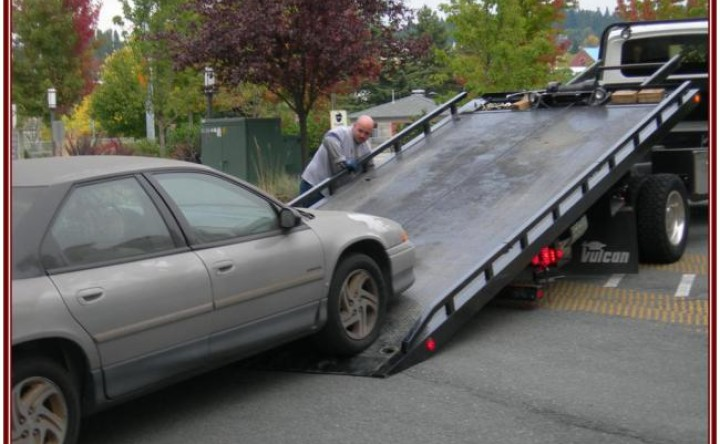 THE TRUTH BEHIND CAR TOWING