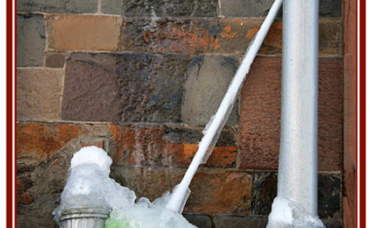 Frozen Pipes – How to Avoid This Cold, Icy Danger