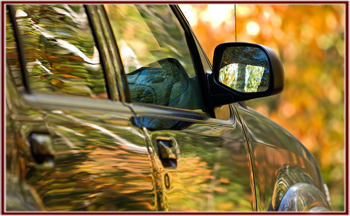 Fall Driving…take time to watch the leaves but above all, be safe!