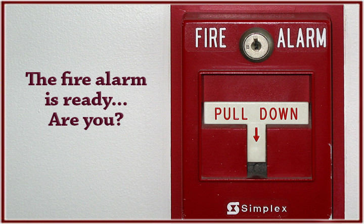 Fire prevention at work, a check list for businesses!