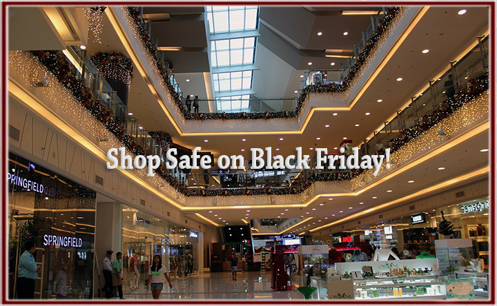 Shop Safe on Black Friday!