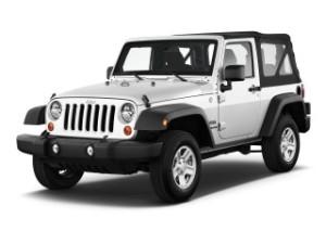 Jeep Wrangler Sport 4WD, 2 door