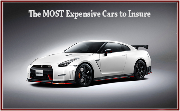 2015 Most Expensive Cars to Insure