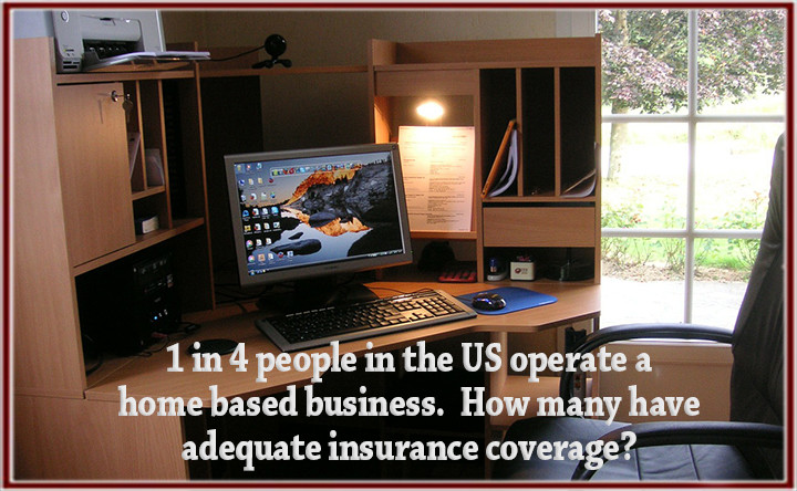 How your home based business may put you at risk