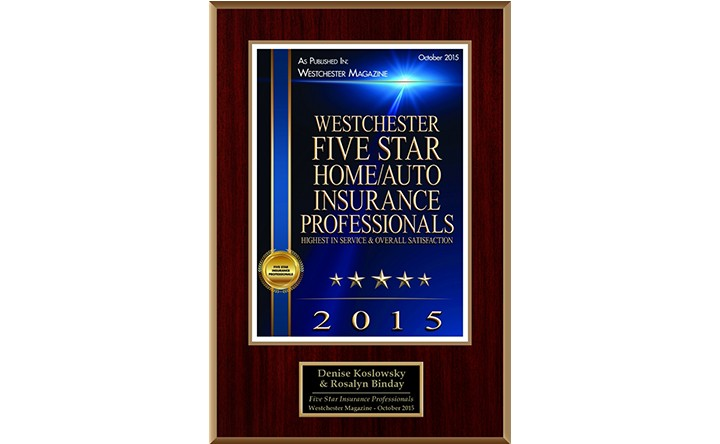 Once again Advocate Brokerage Principals Repeat as Five Star Award Winners.