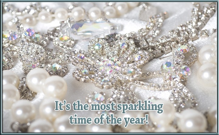 Take steps to ensure all that sparkles is protected.  Tips for keeping your jewelry safe.