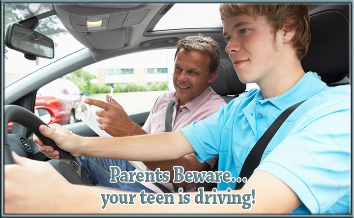 Life with Teens – When it comes to teen driving, parents need to get involved!