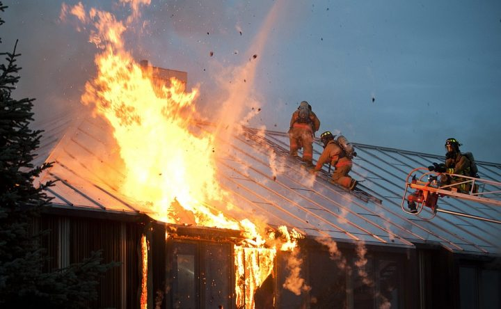 October is Fire Safety Month – Do you know Two Ways Out?