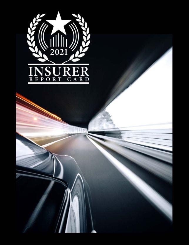 2021 insurer report card